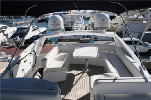 Lancha Sunseeker Manhattan 60