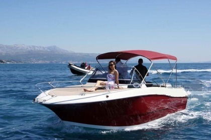 Rental Motorboat Atlantic Marine 680 Zadar