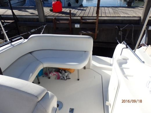 Motorboat SESSA MARINE OYSTER 22 for hire