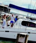 Rental Catamaran Robertson & Caine Leopard 40' Key Largo