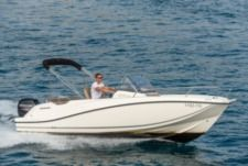 Quicksilver 675 Activ Open in Trogir for hire