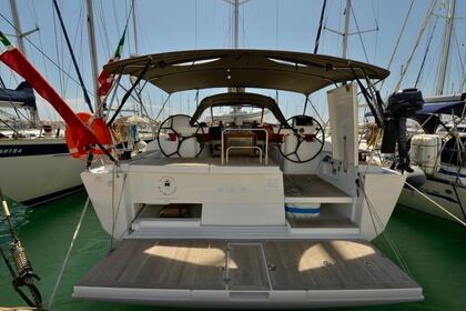 Charter Sailboat DUFOUR 520GL Cecina
