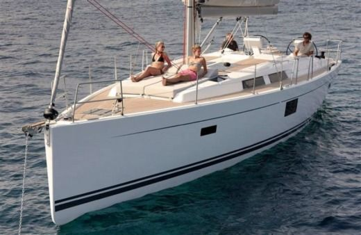 Sailboat Hanse 455 for hire