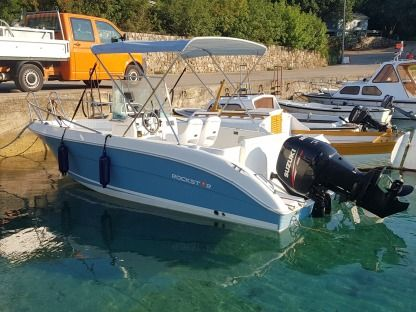Rental Motorboat Northstar 190Cc Krk