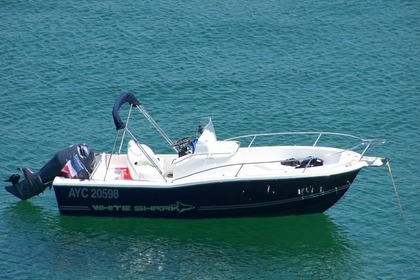 Miete Motorboot WHITE SHARK 205 OPEN Cassis