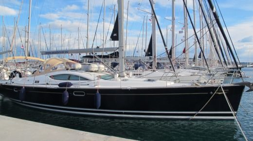 Sailboat Jeanneau Sun Odyssey 49Ds for hire