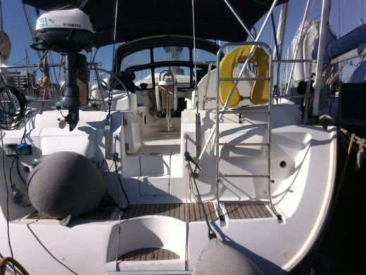Sailboat Beneteau 50