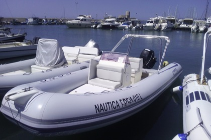 Hire RIB Marlin 580 Fb Trapani