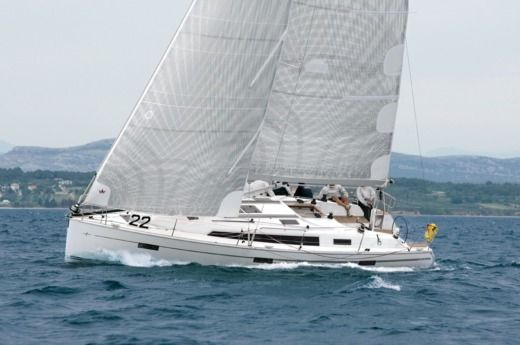 Bavaria Cruiser 41S in Biograd na Moru for hire