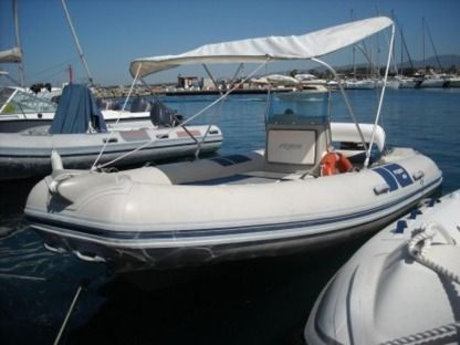 Rental RIB Flyer 500 Capitana