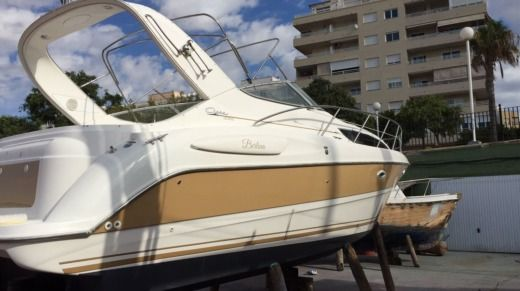 Bayliner 3055 in Torrevieja, Alicante for hire