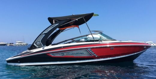 Motorboat REGAL 2100 RX Surf 300cv V8 for hire