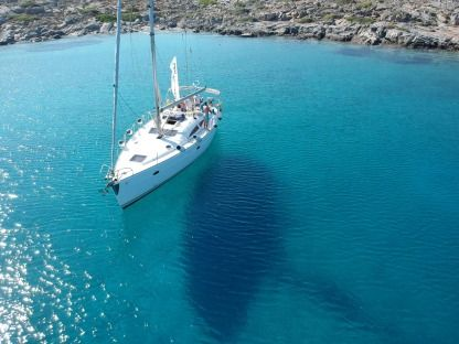 Charter Sailboat Elan Yachts 434 Heraklion