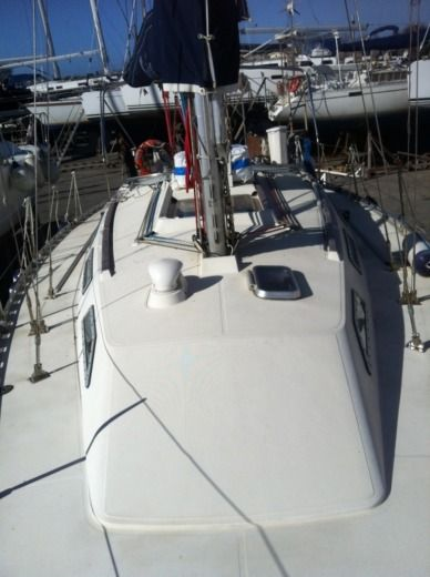 Sailboat GIBERT MARINE Gib Sea 372 peer-to-peer