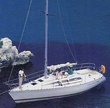 Velero BENETEAU FIRST 305 entre particulares