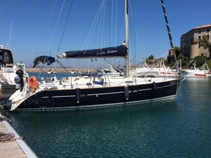 Charter Sailboat Beneteau 411 Celebrations Nettuno