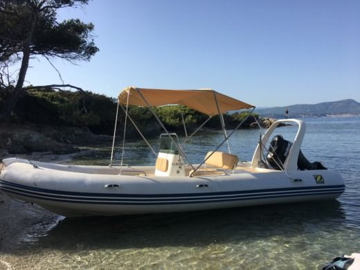 Location Semi-rigide Zodiac Medline La Ciotat