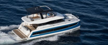 Rental Catamaran Fountaine Pajot 44 Kemah