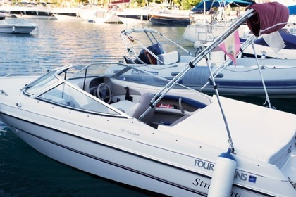 Rental Motorboat FOUR WINNS 192 La Herradura