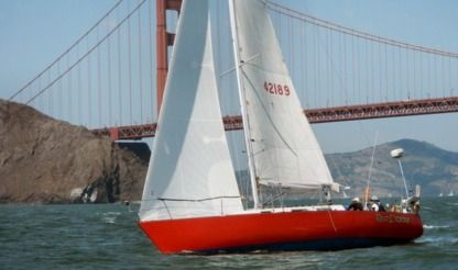Charter Sailboat J Boats Inc J/35/cu Emeryville