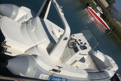 Location Semi-rigide Ris Marine Leader 599 Budva