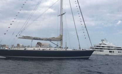 Charter Sailing yacht Swan 77 Campo nell'Elba