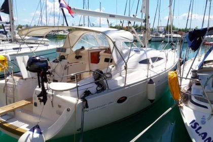 Hire Sailboat Elan Elan 384 Impression Baška Voda