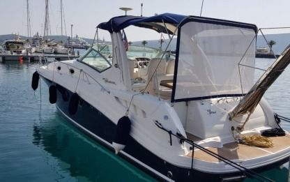Miete Motorboot Sea Ray Sundance 375 Tivat