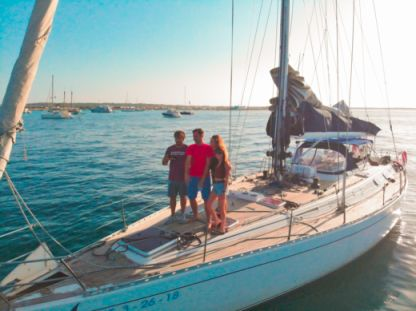 Rental Sailboat Centurión 61 Ibiza