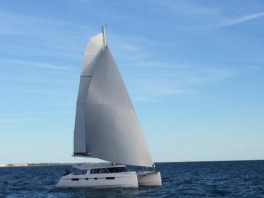 Catamaran Nautitech Open 46 Nautitech Open 46 peer-to-peer