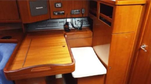 Sailboat DUFOUR 455 Grand Large peer-to-peer