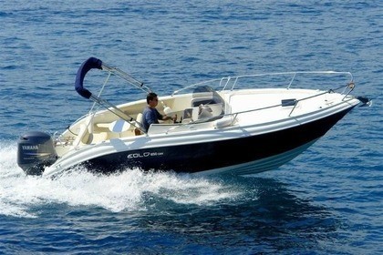 Rental Motorboat EOLO 650 DAY Rab