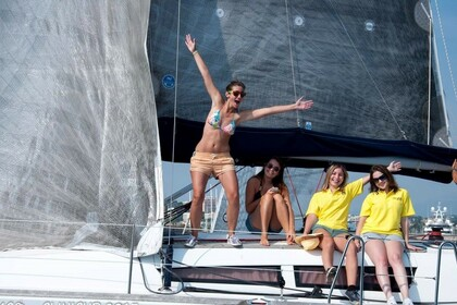 Charter Sailboat JEANNEAU SUN ODYSSEY 36I PERFORMANCE St-Laurent-du-Var