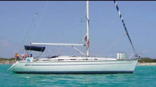 Sailboat Bavaria 44 Cruiser peer-to-peer
