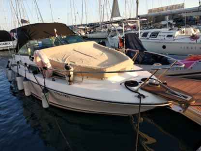 Charter Motorboat Sea Ray 23 Las Galletas