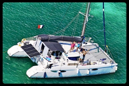 Location Voilier Fountaine Pajot Lavezzi 40 Panama