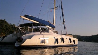 Location Catamaran Fountaine Pajot Bahia 46 Murcie