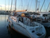 Beneteau Oceanis Clipper 323 in Athens