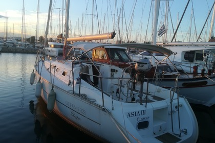 Charter Sailboat Beneteau Oceanis Clipper 323 Athens