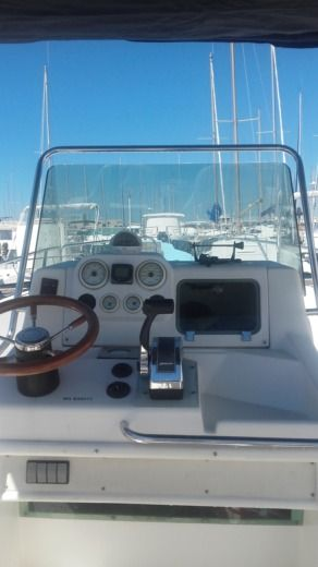Rental Motorboat Kelt Marine White Shark 205 Marseille