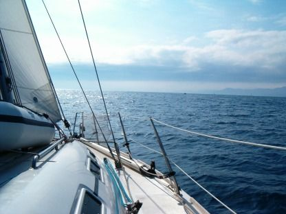 Charter Sailboat Elan 37 Performance Savona