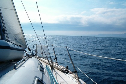 Rental Sailboat ELAN 37 Performance Savona