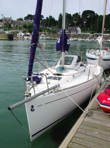 Location Voilier Beneteau First 211 1999 Arzon