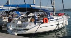 Charter sailboat in Volos