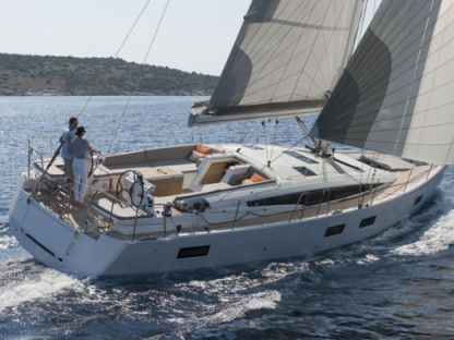 Charter Sailboat Jeanneau 54 Salerno