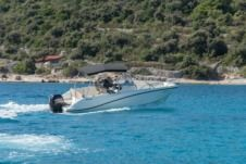 Quicksilver Activ 675 Open in Trogir for rental