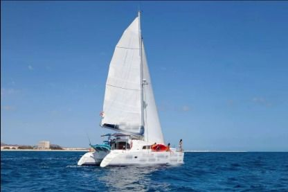 Location Catamaran Lagoon 380 S2 Corralejo