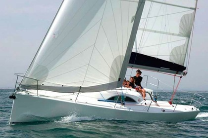 Rental Sailboat ARCHAMBAULT A35 Dieppe