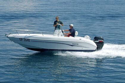 Rental Motorboat Aquamar Samoa Kembs