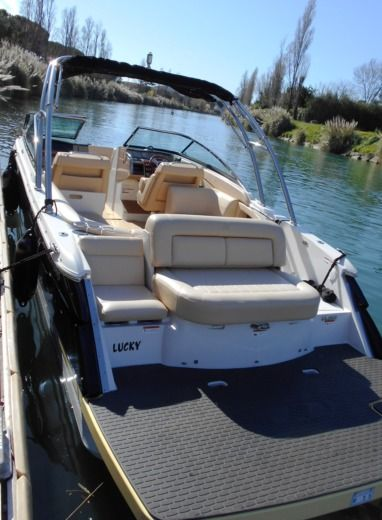 Motorboat Four Winns Sl 262